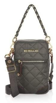 MZ Wallace Micro Crosby Crossbody