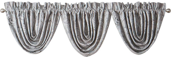 Farrah Waterfall Window Valance Bedding