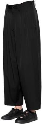 Yohji Yamamoto Wool Gabardine Pants