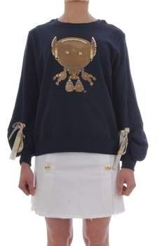 Sweatshirt FP120 Sweatshirt Frau Blau