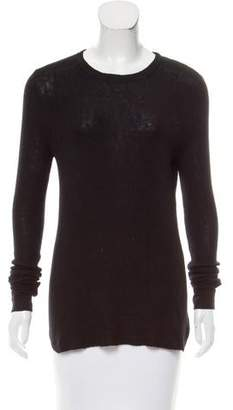 Soyer Long Sleeve Crew Neck Sweater