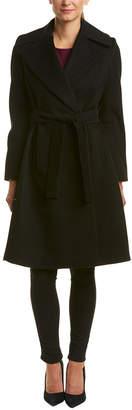 Trina Turk Trina By Luna Wool-Blend Coat