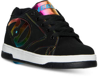 Heelys Little Girls' Propel 2.0 Casual Skate Sneakers from Finish Line $54.99 thestylecure.com