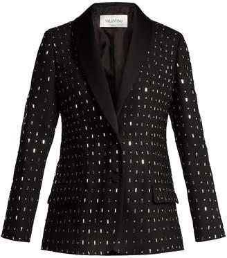 Valentino Micabo tuxedo jacket
