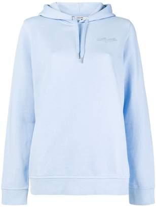 Ganni power angel hoodie
