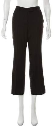 The Row Wool Mid-Rise Pants