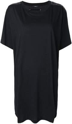 Diesel slouchy T-shirt dress