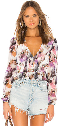 House Of Harlow x REVOLVE Deborah Blouse