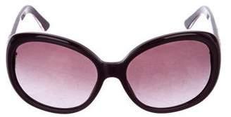 Chanel Oversize Gradient Sunglasses