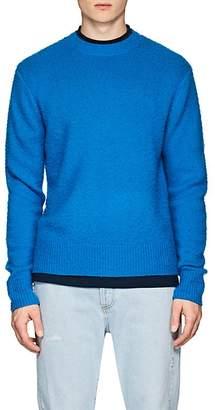 Acne Studios Men's Peele Brushed Wool-Cashmere Sweater