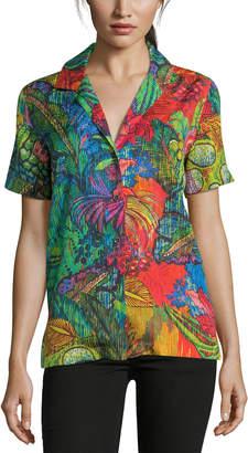 Robert Graham Silk-Blend Shirt