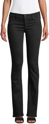 Hudson Beth Cropped Skinny Jeans