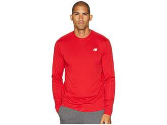 New Balance Accelerate Long Sleeve Men's Long Sleeve Pullover
