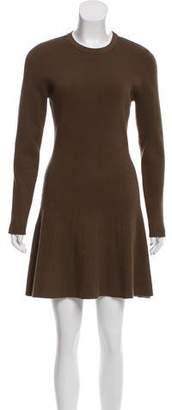 A.L.C. Long Sleeve Mini Dress