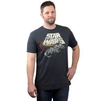 Fifth Sun Big & Tall Men's Falcon Fly Star Wars Graphic Tee
