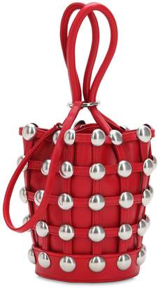 Alexander Wang Mini Roxy Studded Bucket Bag