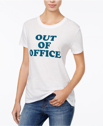 Sub Urban Riot Out Of Office Graphic T-Shirt $34 thestylecure.com