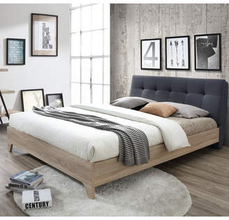 Wholesale Interiors Rebecca Upholstered Full Platform Bed