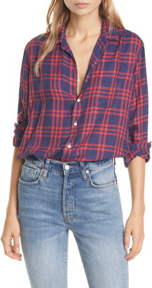 Frank And Eileen Plaid Button-Up Shirt