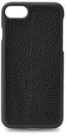 GiGi New York Pebbled Leather iPhone 7 Case