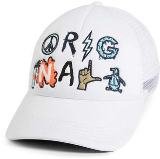 Original Penguin Original Angst Trucker Hat