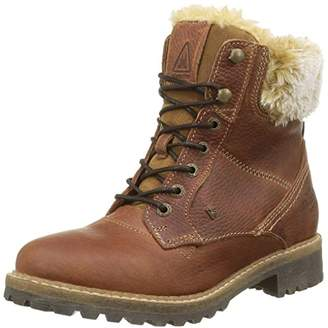 Gaastra Women's Lucia HIGH TMB Fur Warm-Lined Short-Shaft Boots and Bootees Beige Size: