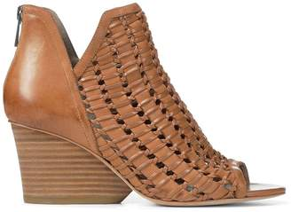 Donald J Pliner JACQI, Woven Glove Nappa Wedge Bootie
