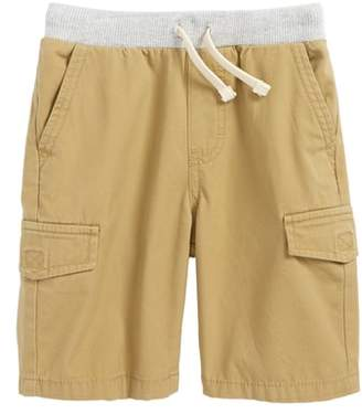 Tucker + Tate Ribbed Waist Utility Shorts