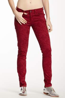 Siwy Denim Hannah Patterned Slim Crop Jeans