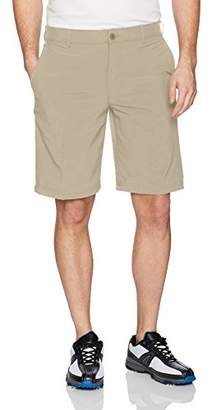 Izod Men's Golf Swing Flex Flat Front Short