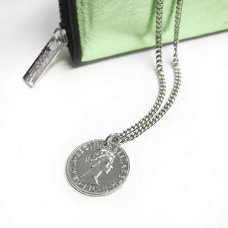 Anna Lou of London Coin Pendant