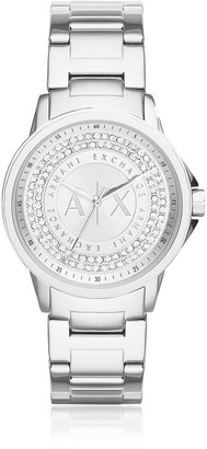 Armani Exchange Lady Banks Stainless Steel Women's Watch