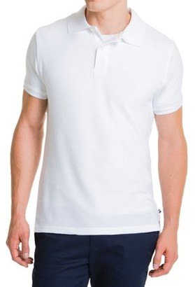 Lee Uniforms Young Men's Modern Fit Short Sleeve Polo Shirt