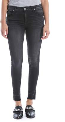 KUT from the Kloth Donna High Waist Ankle Skinny Jeans (Regular & Petite)