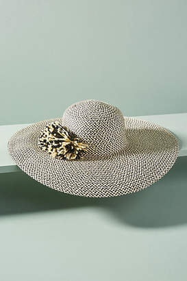 Anthropologie Delmare Floppy Hat