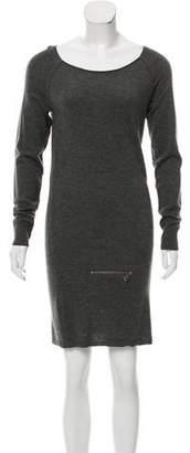 Zadig & Voltaire Wool Mini Dress