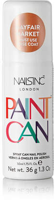 Nails Inc Spray Can Nail Polish - Mayfair Market Mews, 50ml