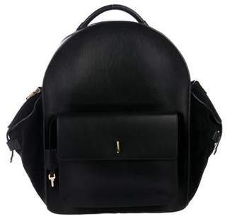 Buscemi Aero Leather Backpack w/ Tags