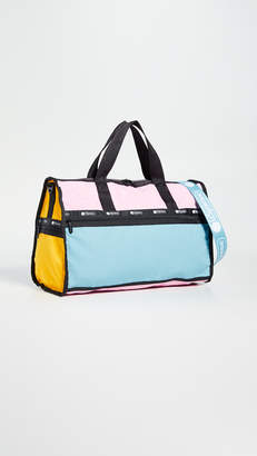 Le Sport Sac Candace Classic Weekender Bag