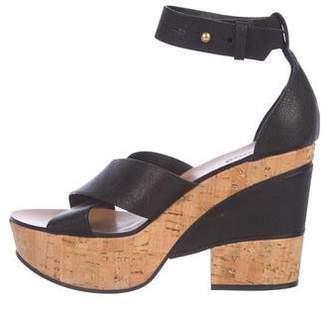 Chloé Alice Crossover Sandals