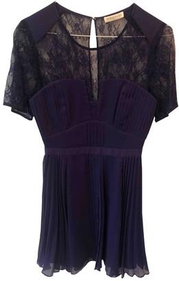 Whistles Purple Dress for Women