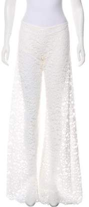 Alexis Madrid Guipure Lace Pants w/ Tags