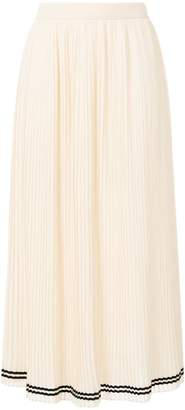 Philosophy di Lorenzo Serafini long pleated skirt