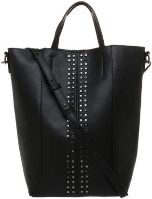 Miss Shop Shopper Bag With Studs ID4215