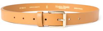 MAISON BOINET Classic Wrap Belt - Camel