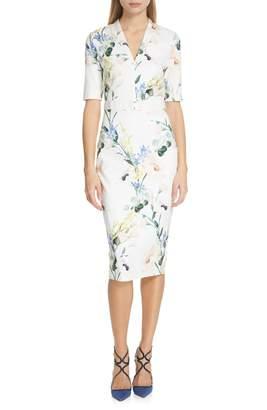 3fd8a2e3e05 Ted Baker Lylli Elegance Pencil Dress