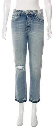 Amo High-Rise Babe Trippin' Jeans