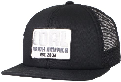 Coal Men's The Nelson Classic Deep and Roomy Foam Front Trucker Cap