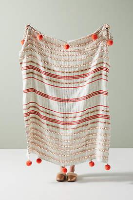 Anthropologie Simone Throw Blanket