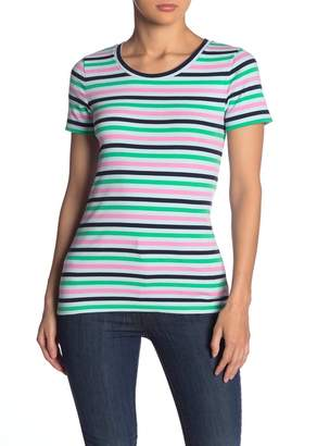55d8edc68ffa40 J.Crew J. Crew Striped Perfect Fit Tee